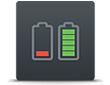 Doble batería para un poder sin límites.
